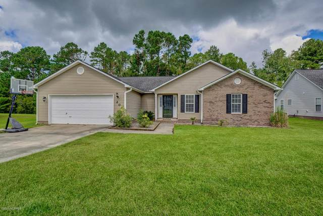 204 Edgefield Drive, Jacksonville, NC 28546 (MLS #100237184) :: Vance Young and Associates