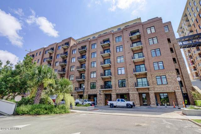 10 Grace Street #406, Wilmington, NC 28401 (MLS #100237189) :: Carolina Elite Properties LHR