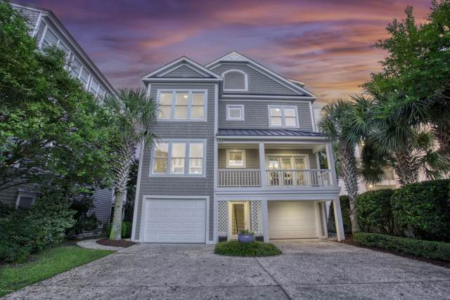 6 N Channel Drive, Wrightsville Beach, NC 28480 (MLS #100237200) :: Vance Young and Associates