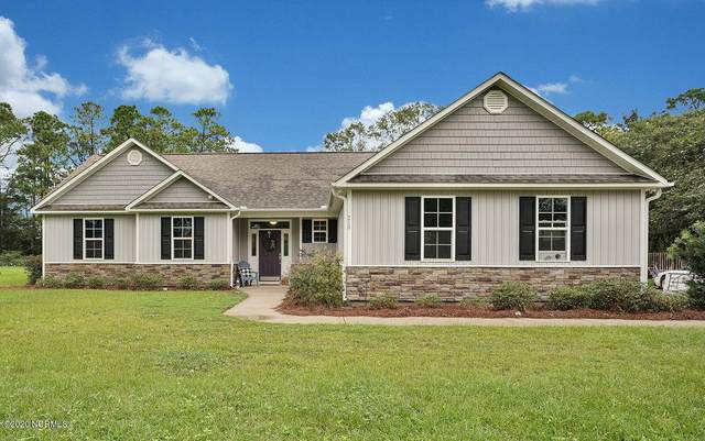 210 Mohican Trail, Wilmington, NC 28409 (MLS #100237205) :: Vance Young and Associates