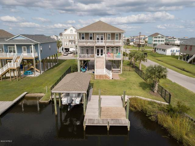 1015 1st Street, Surf City, NC 28445 (MLS #100237222) :: Vance Young and Associates