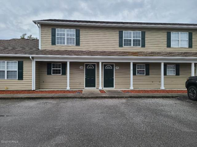 601 C18 Pelletier Loop Road #47, Swansboro, NC 28584 (MLS #100237244) :: Thirty 4 North Properties Group