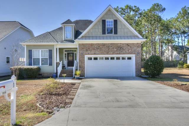 3918 Meeting Place Lane, Southport, NC 28461 (MLS #100237245) :: Castro Real Estate Team