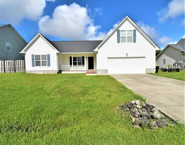 103 Indigo Drive, Maysville, NC 28555 (MLS #100237248) :: RE/MAX Elite Realty Group