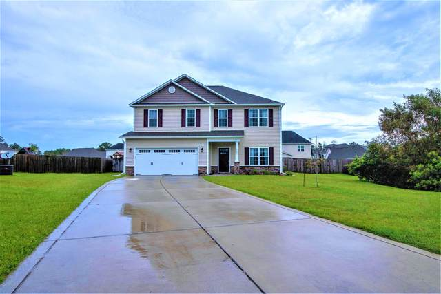 261 Cuddy Court, Sneads Ferry, NC 28460 (MLS #100237250) :: Berkshire Hathaway HomeServices Hometown, REALTORS®