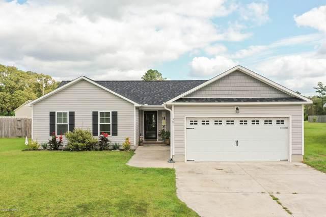 301 S Windy Ridge Road, Hubert, NC 28539 (MLS #100237255) :: CENTURY 21 Sweyer & Associates