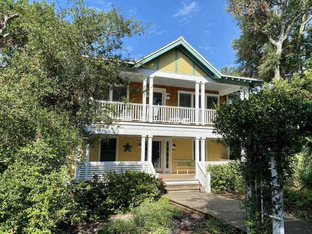606 Wash Woods Way, Bald Head Island, NC 28461 (MLS #100237260) :: Lynda Haraway Group Real Estate