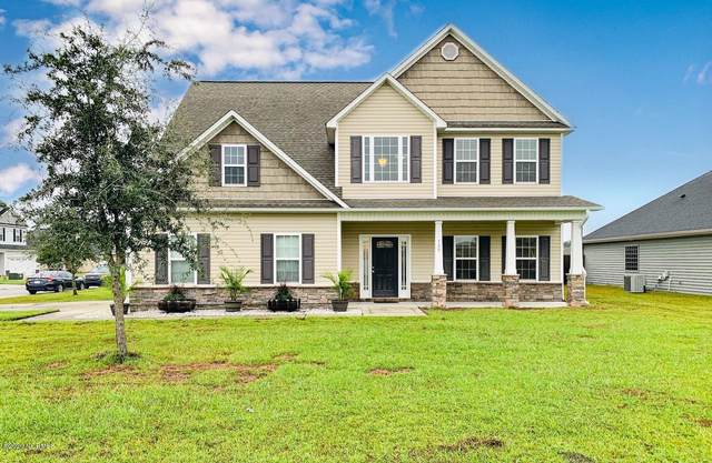 700 Appling Court, Jacksonville, NC 28546 (MLS #100237272) :: Vance Young and Associates