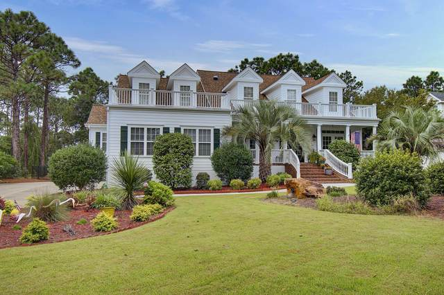 3953 Members Club Boulevard, Southport, NC 28461 (MLS #100237287) :: Stancill Realty Group