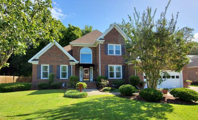 4110 Treetops Circle, Winterville, NC 28590 (MLS #100237307) :: Liz Freeman Team