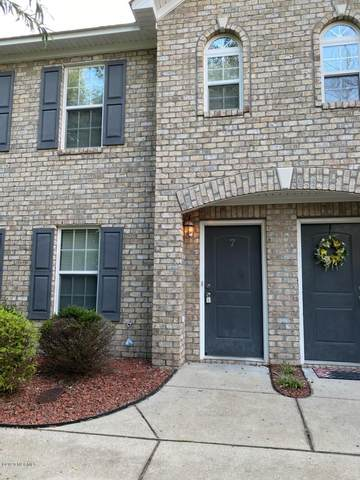 1537 Pine Brook Court C7, Greenville, NC 27858 (MLS #100237308) :: Stancill Realty Group