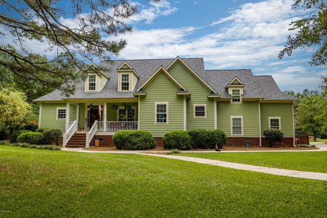 310 Van Moreadith Road, New Bern, NC 28562 (MLS #100237326) :: Berkshire Hathaway HomeServices Hometown, REALTORS®