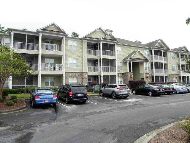 240 Woodlands Way NW #8, Calabash, NC 28467 (MLS #100237334) :: Welcome Home Realty