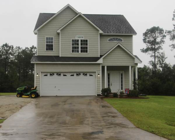 114 Sunny Point Drive, Richlands, NC 28574 (MLS #100237337) :: RE/MAX Essential