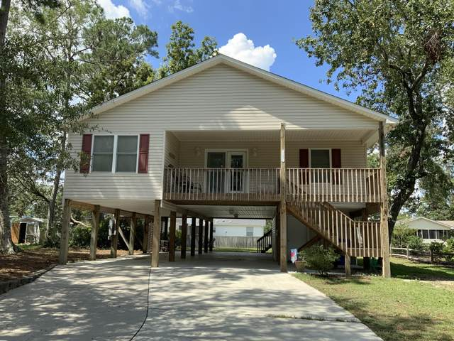 127 NW 24th Street, Oak Island, NC 28465 (MLS #100237347) :: Courtney Carter Homes