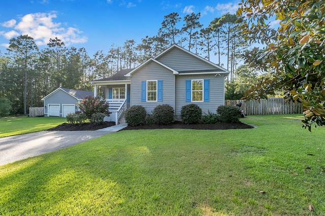 1861 Reidsville Road, Southport, NC 28461 (MLS #100237351) :: Coldwell Banker Sea Coast Advantage