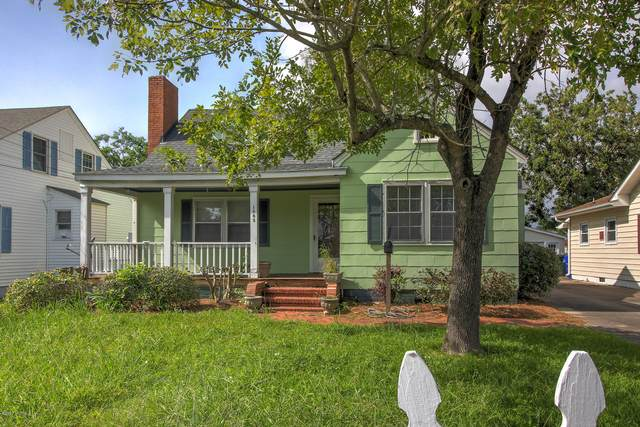 1003 Live Oak Street, Beaufort, NC 28516 (MLS #100237359) :: Vance Young and Associates