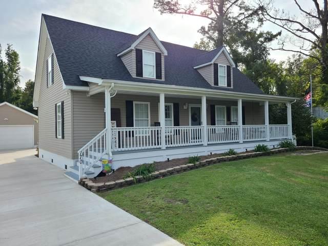 170 Amos Gillikin Road, Beaufort, NC 28516 (MLS #100237399) :: Courtney Carter Homes