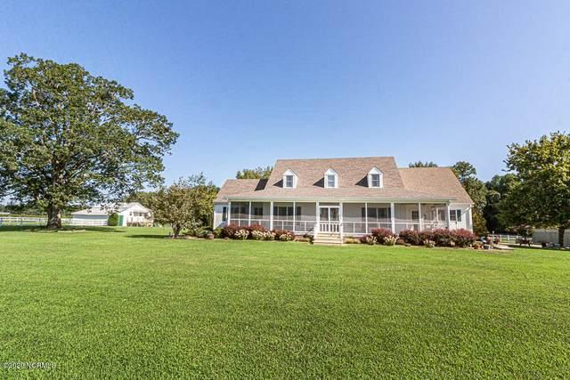4341 Rosebud Church Road, Wilson, NC 27893 (MLS #100237400) :: Courtney Carter Homes