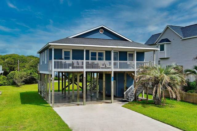 1002 Ocean Drive, Oak Island, NC 28465 (MLS #100237406) :: Coldwell Banker Sea Coast Advantage