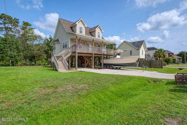 807 Driftwood Drive, Surf City, NC 28445 (MLS #100237417) :: Coldwell Banker Sea Coast Advantage