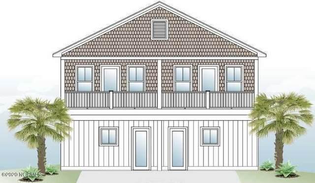 1511 Snapper Lane #1, Carolina Beach, NC 28428 (MLS #100237422) :: Destination Realty Corp.