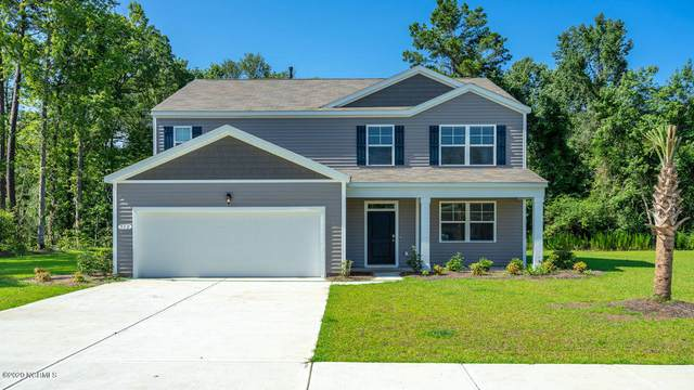 3366 Hemlock Way Lot 137, Winnabow, NC 28479 (MLS #100237423) :: Lynda Haraway Group Real Estate