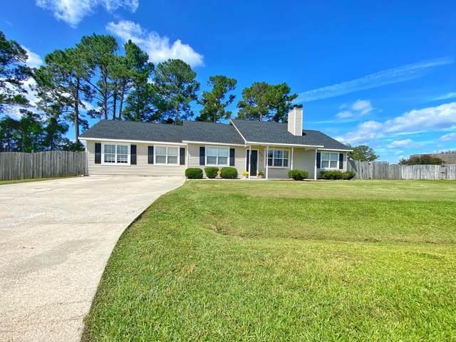 446 Dion Drive, Hubert, NC 28539 (MLS #100237452) :: The Tingen Team- Berkshire Hathaway HomeServices Prime Properties