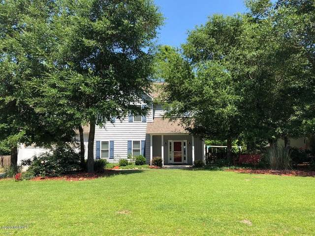 112 Wild Oak Drive, Newport, NC 28570 (MLS #100237459) :: Donna & Team New Bern