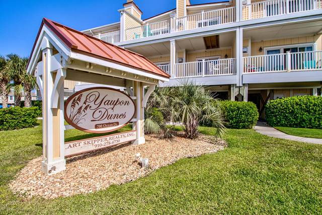 700 Ocean Drive #110, Oak Island, NC 28465 (MLS #100237468) :: Coldwell Banker Sea Coast Advantage