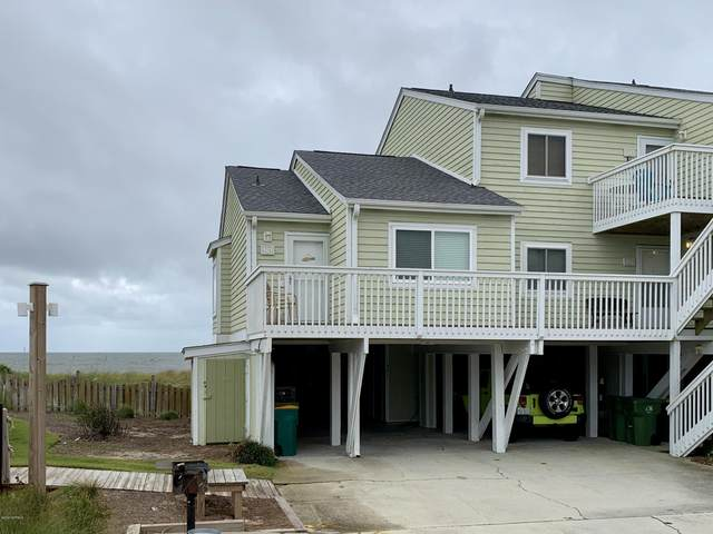 501 Pelican Court #501, Kure Beach, NC 28449 (MLS #100237473) :: David Cummings Real Estate Team