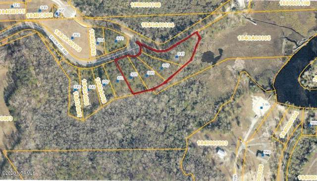 315 Eden Drive SW, Supply, NC 28462 (MLS #100237495) :: Stancill Realty Group
