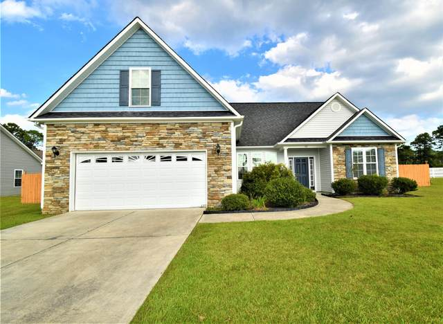 407 Kinroff Drive, Hubert, NC 28539 (MLS #100237508) :: The Chris Luther Team