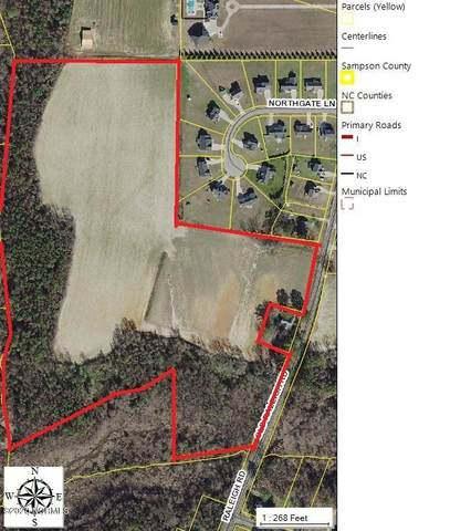 1500 Old Raleigh Road, Clinton, NC 28328 (MLS #100237510) :: Donna & Team New Bern