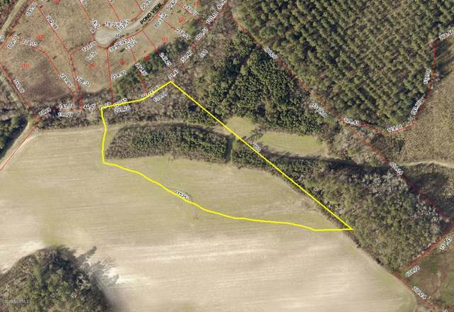 Tbd Tbd, Vanceboro, NC 28586 (MLS #100237531) :: Stancill Realty Group