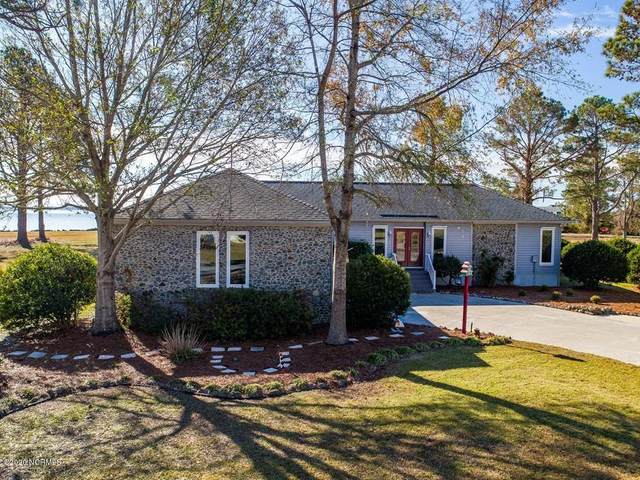 5306 Bogue Drive, Oriental, NC 28571 (MLS #100237562) :: Liz Freeman Team