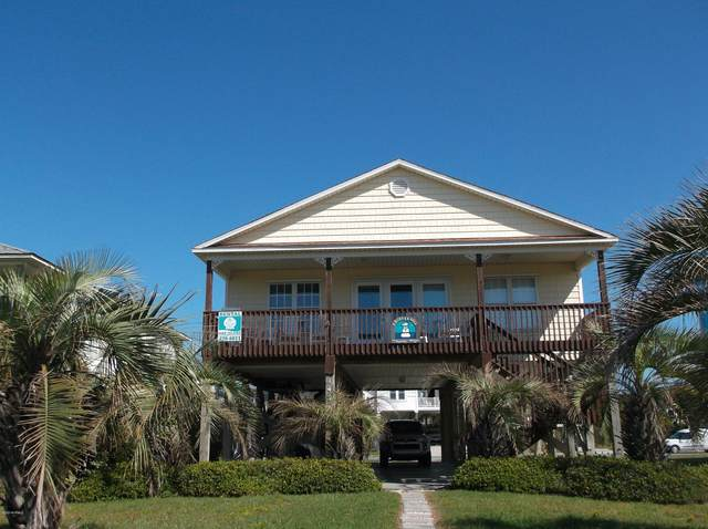 1424 E Beach Drive, Oak Island, NC 28465 (MLS #100237568) :: Coldwell Banker Sea Coast Advantage