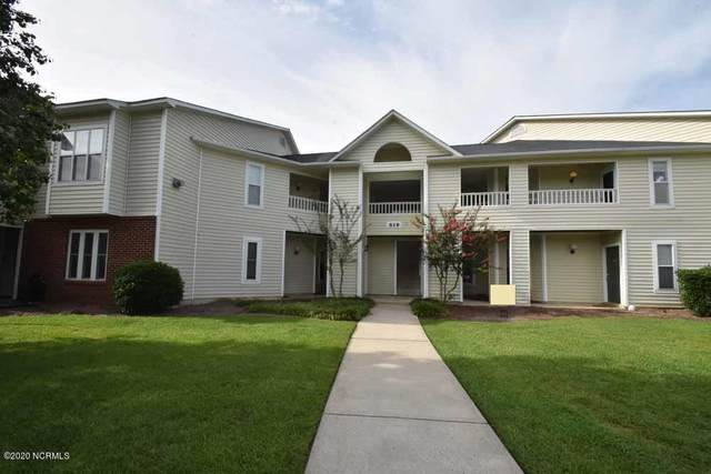 519 Spring Forest Road F, Greenville, NC 27834 (MLS #100237589) :: Stancill Realty Group