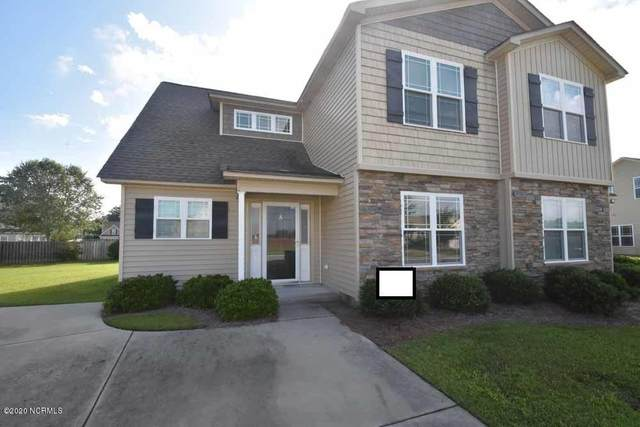 2202 Sweet Bay Drive A, Greenville, NC 27834 (MLS #100237590) :: Stancill Realty Group
