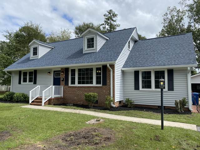 1110 Clifton Road, Jacksonville, NC 28540 (MLS #100237595) :: Frost Real Estate Team