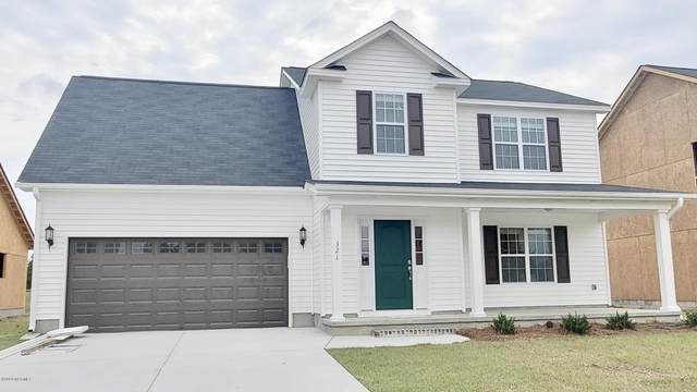 321 Sequoia Drive, Greenville, NC 27858 (MLS #100237604) :: Stancill Realty Group