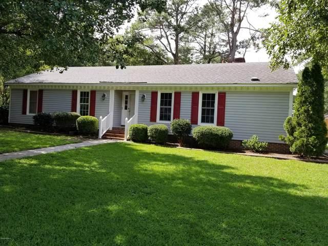 2411 Bluebird Lane, Greenville, NC 27858 (MLS #100237633) :: David Cummings Real Estate Team