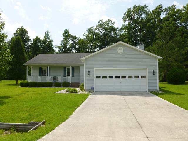 126 Stoney Creek Drive, Jacksonville, NC 28540 (MLS #100237666) :: CENTURY 21 Sweyer & Associates