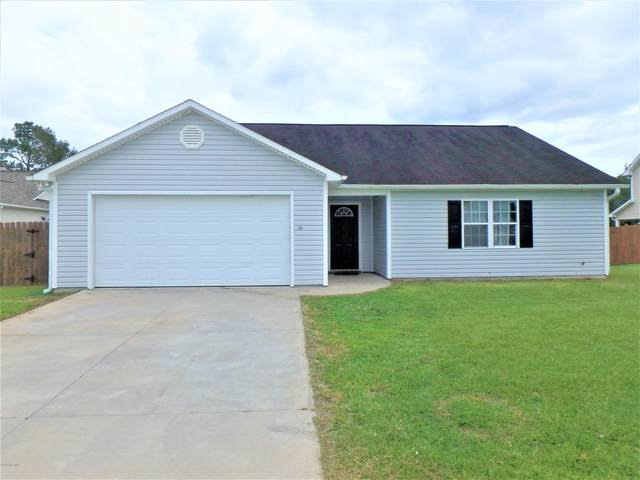 208 Cherry Blossom Drive, Richlands, NC 28574 (MLS #100237671) :: Courtney Carter Homes