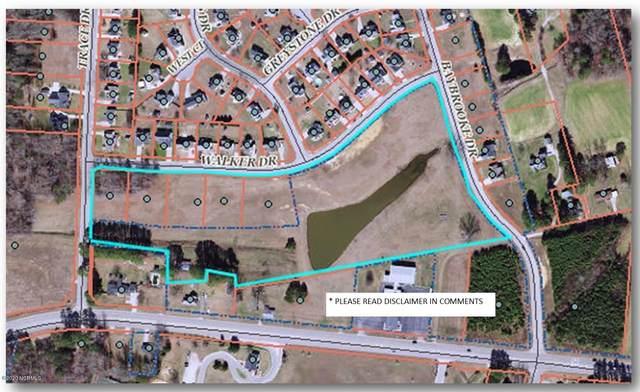 0 Walker Drive, Wilson, NC 27893 (MLS #100237674) :: Vance Young and Associates