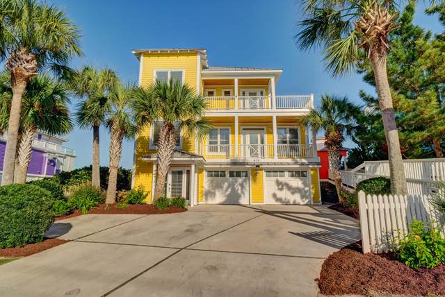 608 Fort Fisher Boulevard N, Kure Beach, NC 28449 (MLS #100237675) :: The Keith Beatty Team