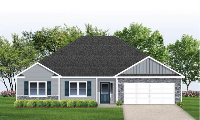 602 Osprey Landing Drive Lot 31, Holly Ridge, NC 28445 (MLS #100237688) :: Courtney Carter Homes