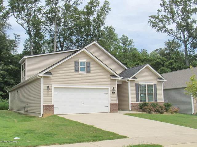 464 Golden Villas Drive, Rocky Mount, NC 27804 (MLS #100237718) :: David Cummings Real Estate Team