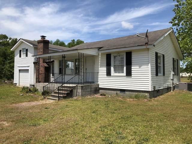 1650 Sandy Cross Road, Nashville, NC 27856 (MLS #100237738) :: Destination Realty Corp.
