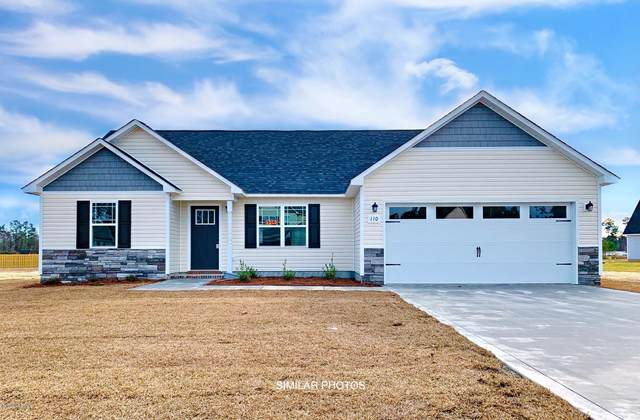102 Mingo Drive, Richlands, NC 28574 (MLS #100237766) :: Berkshire Hathaway HomeServices Hometown, REALTORS®